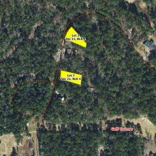 0.21 Acres for Sale in Brookeland, TX
