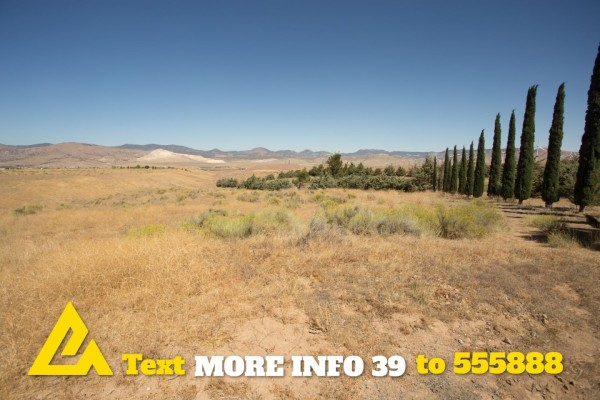 2.59 Acres for Sale in Tehachapi, CA