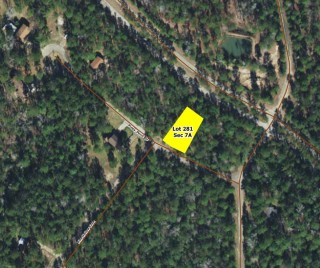 0.27 Acres for Sale in Brookeland, TX