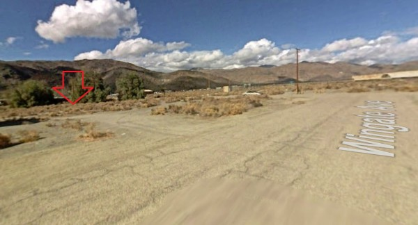 0.08 Acres for Sale in Trona, CA
