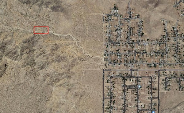 5.15 Acres for Sale in Alpine Butte, CA
