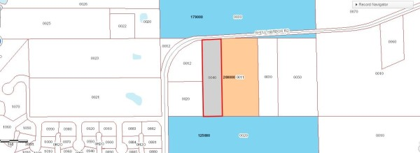 2.26 Acres for Sale in Pierson, FL