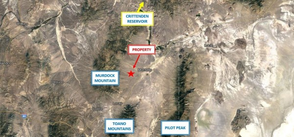 2.27 Acres for Sale in Montello, NV