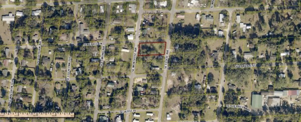 4 Lots for Sale in Lake City, FL