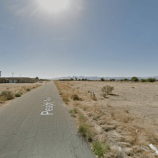 0.22 Acres for Sale in California City, CA