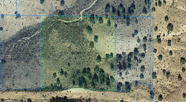 2 Acres for Sale in Sanders, AZ