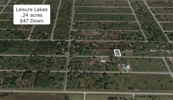 0.24 Acres for Sale in Lake Placid, FL