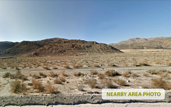 0.32 Acres for Sale in Searles Valley, CA