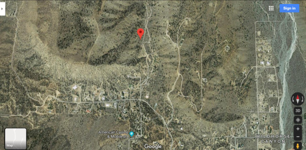 0.59 Acres for Sale in Wrightwood, CA