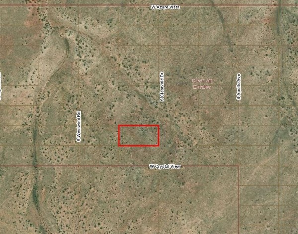 5 Acres for Sale in Williams, AZ