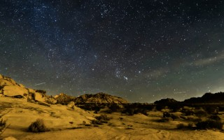 Beautiful Star filled nights in Lucerne Valley