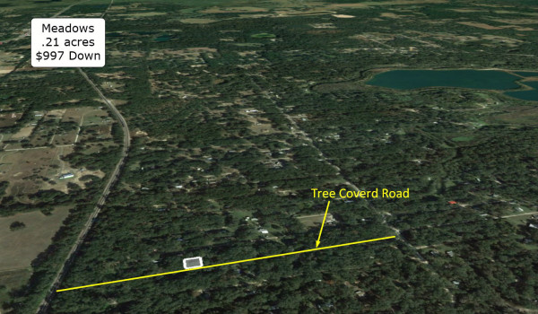 0.21 Acres for Sale in Citra, FL
