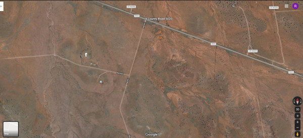 Aerial Map Corner of N8497 and Co Rd 5020
