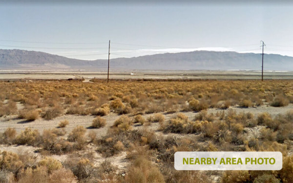 0.16 Acres for Sale in Searles Valley, CA