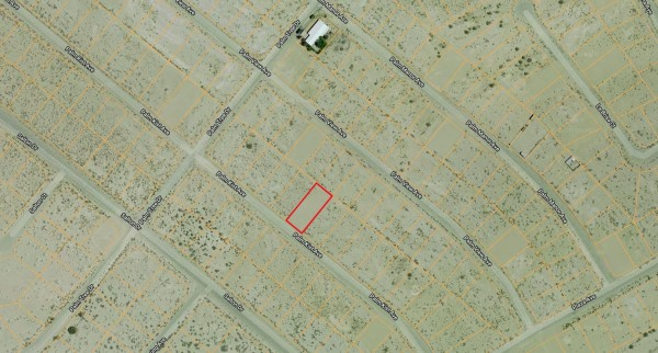 0.26 Acres for Sale in Salton City, CA