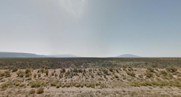 Typical lot terrain