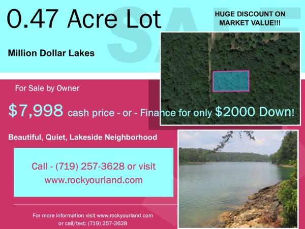 0.47 Acres for Sale in Mccalla, AL