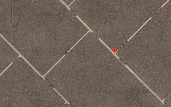 Satellite View of Lot