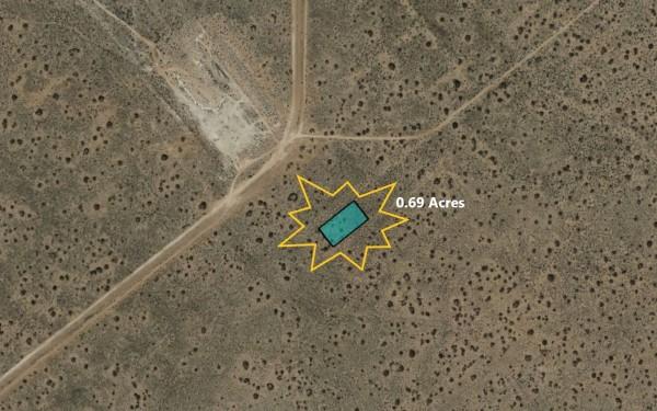 0.69 Acres for Sale in El Paso, TX