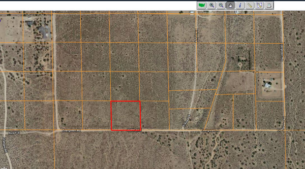 1.49 Acres for Sale in Llano, CA