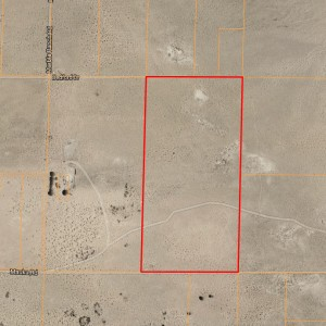 80 Acres for Sale in Newberry Springs, CA