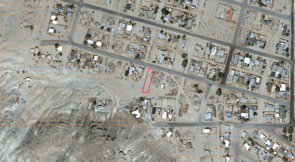 0.25 Acres for Sale in Searles Valley, CA