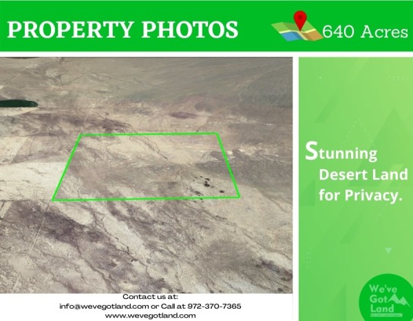 640 Acres for Sale in Imlay, NV