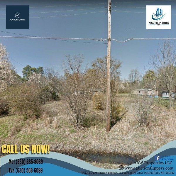 0.24 Acres for Sale in Pine Bluff, AR