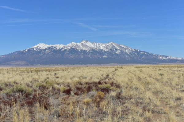 5.28 Acres for Sale in Blanca, CO