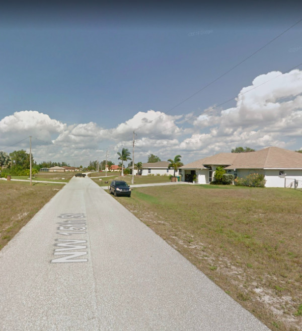 2 Lots for Sale in Capecoral, FL
