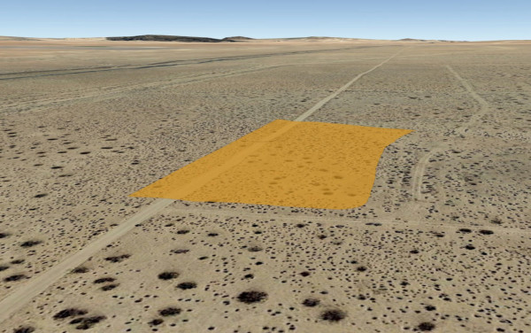 2.22 Acres for Sale in Barstow, CA