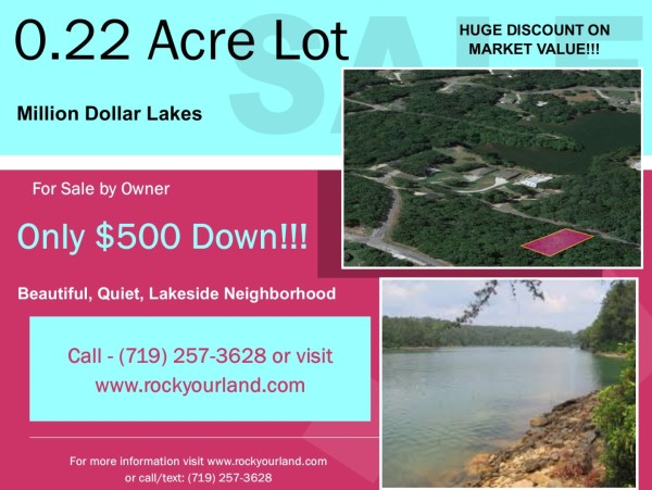 0.22 Acres for Sale in Lake View, AL