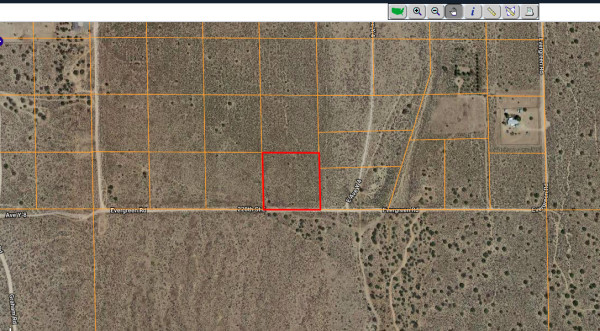 1.34 Acres for Sale in Llano, CA