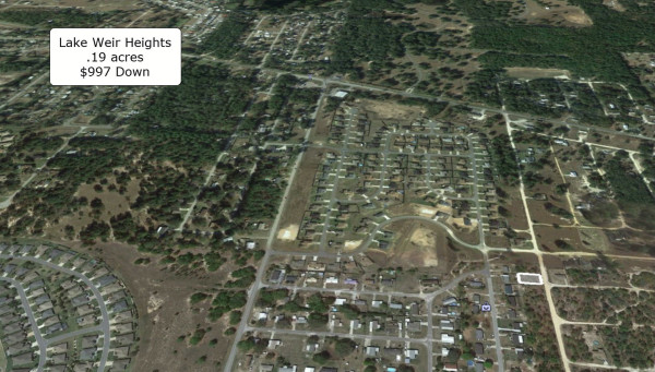 19 Acres for Sale in Belleview, FL