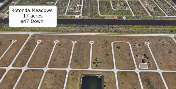 0.17 Acres for Sale in Placida, FL
