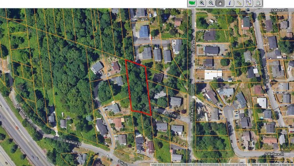 0.47 Acres for Sale in Seattle, WA