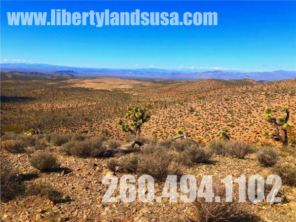 1.04 Acres for Sale in White Hills, AZ