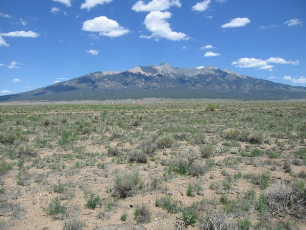 4.8 Acres for Sale in Blanca, CO