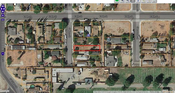 0.08 Acres for Sale in Bakersfield, CA
