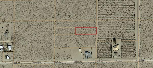 0.85 Acres for Sale in Joshua Tree, CA