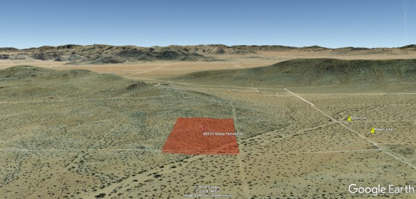 5 Acres for Sale in Joshua Tree, CA