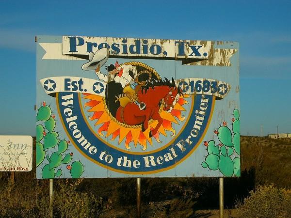 Presidio Texas