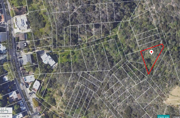 0.15 Acres for Sale in Bel Air, CA
