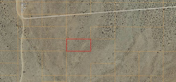 1.27 Acres for Sale in Boron, CA