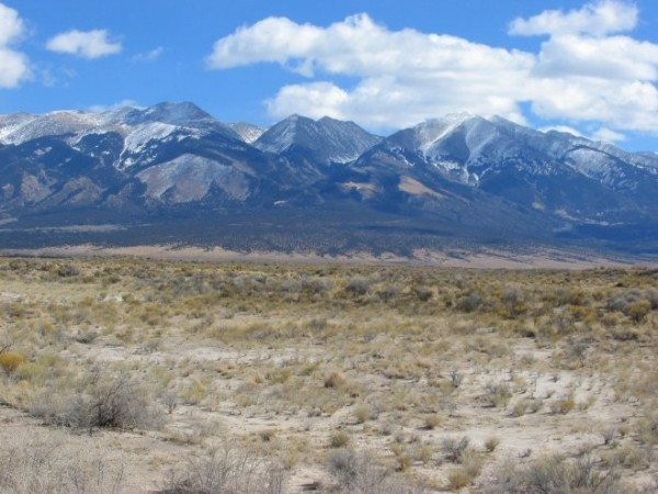 4.91 Acres for Sale in Blanca, CO