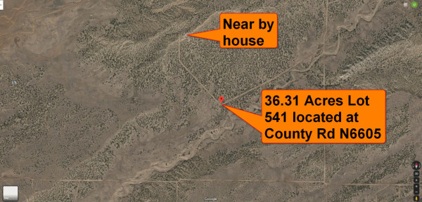 36.31 Acres for Sale in Saint Johns, AZ