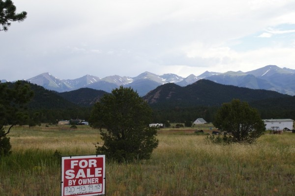 5 Acres for Sale in Cotopaxi, CO