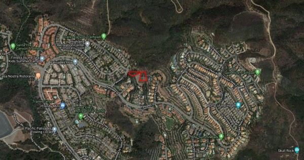 1.05 Acres for Sale in Pacific Palisades, CA
