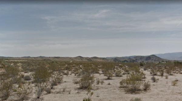 2.49 Acres for Sale in Joshua Tree, CA