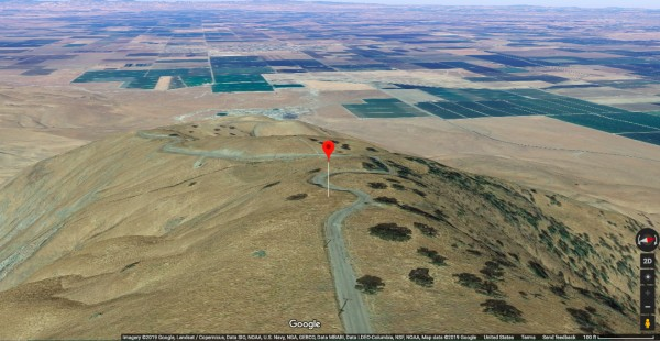 0.62 Acres for Sale in Tehachapi, CA